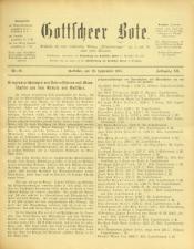 Gottscheer Bote 19150919 Seite: 1