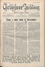 Gotscheer Zeitung 19381201 Seite: 1