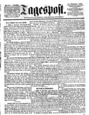 Tagespost <Graz>