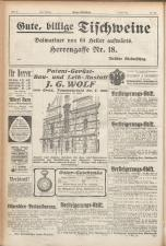 Grazer Volksblatt 19110409 Seite: 18