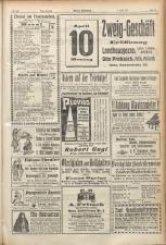 Grazer Volksblatt 19110409 Seite: 23