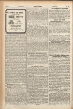 Grazer Volksblatt 19110409 Seite: 6