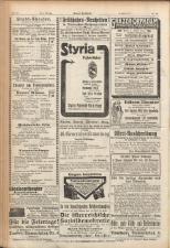 Grazer Volksblatt 19110411 Seite: 10