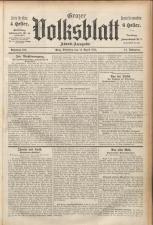 Grazer Volksblatt 19110411 Seite: 11