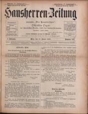 Der Hausbesitzer/Hausherren Zeitung