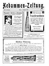 Hebammen-Zeitung