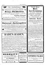 Die Hausfrau: Blätter für Haus und Wirthschaft 18791026 Seite: 6