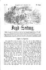 Jagd-Zeitung