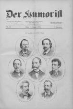 Der Humorist 18850101 Seite: 1