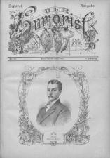 Der Humorist 18850622 Seite: 1