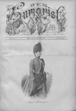 Der Humorist 18851020 Seite: 1