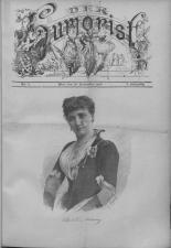 Der Humorist 18851118 Seite: 1