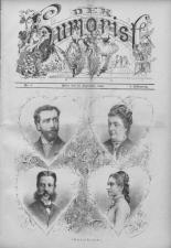 Der Humorist 18851221 Seite: 1