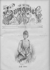 Der Humorist 18870402 Seite: 1