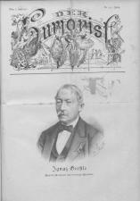 Der Humorist 18870605 Seite: 1