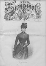Der Humorist 18870705 Seite: 1
