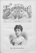 Der Humorist 18900507 Seite: 1