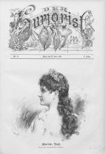 Der Humorist 18900620 Seite: 1