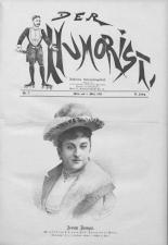 Der Humorist 18910301 Seite: 1