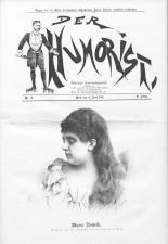 Der Humorist 18910604 Seite: 1
