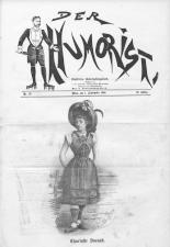 Der Humorist 18910901 Seite: 1