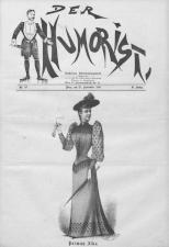Der Humorist 18910921 Seite: 1