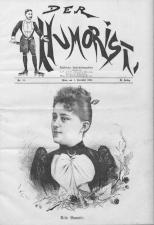 Der Humorist 18911201 Seite: 1