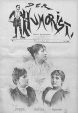 Der Humorist 18920101 Seite: 1