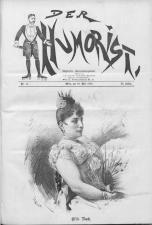 Der Humorist 18920510 Seite: 1