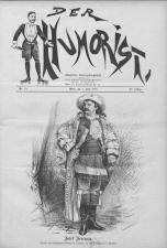 Der Humorist 18920701 Seite: 1