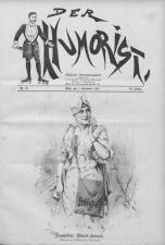 Der Humorist 18920901 Seite: 1