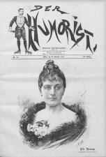 Der Humorist 18921020 Seite: 1