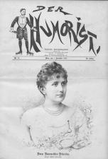 Der Humorist 18921201 Seite: 1