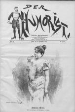 Der Humorist 18921220 Seite: 1