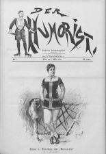 Der Humorist 18930301 Seite: 1