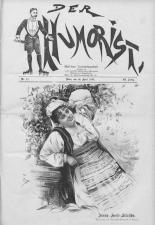 Der Humorist 18930410 Seite: 1