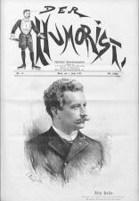 Der Humorist 18930601 Seite: 1