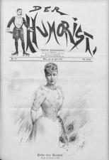 Der Humorist 18930710 Seite: 1