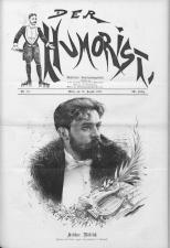 Der Humorist 18930810 Seite: 1