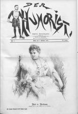 Der Humorist 18950201 Seite: 1