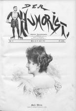 Der Humorist 18950420 Seite: 1