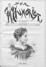 Der Humorist 18950501 Seite: 1