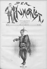 Der Humorist 18950810 Seite: 1