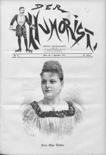 Der Humorist 18950901 Seite: 1