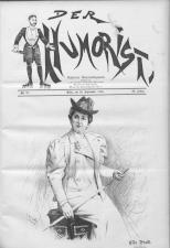 Der Humorist 18950920 Seite: 1