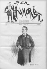Der Humorist 18951001 Seite: 1