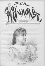 Der Humorist 18951110 Seite: 1