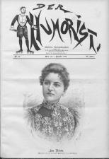 Der Humorist 18951201 Seite: 1