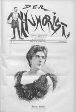 Der Humorist 18960220 Seite: 1
