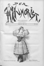 Der Humorist 18960410 Seite: 1